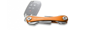 Keysmart Extended Orange Key Organizer