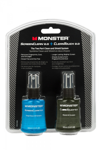 Monster Screenclean 2.0 60ml + Cleantouch 2.0 60ml
