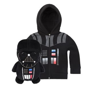 Cubcoats Star Wars Darth Vader Unisex 2-In-1 Hoodie