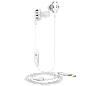 Muvit M1I+ 3.5mm In-Ear Earphones White