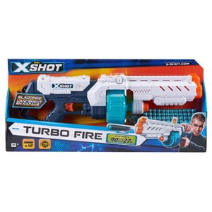 X-Shot Excel-Turbo Fire Blaster [Includes 48 Darts]