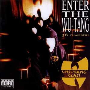 Enter The Wu Tang Clan 36 Chamber [Yellow Coloured Vinyl]