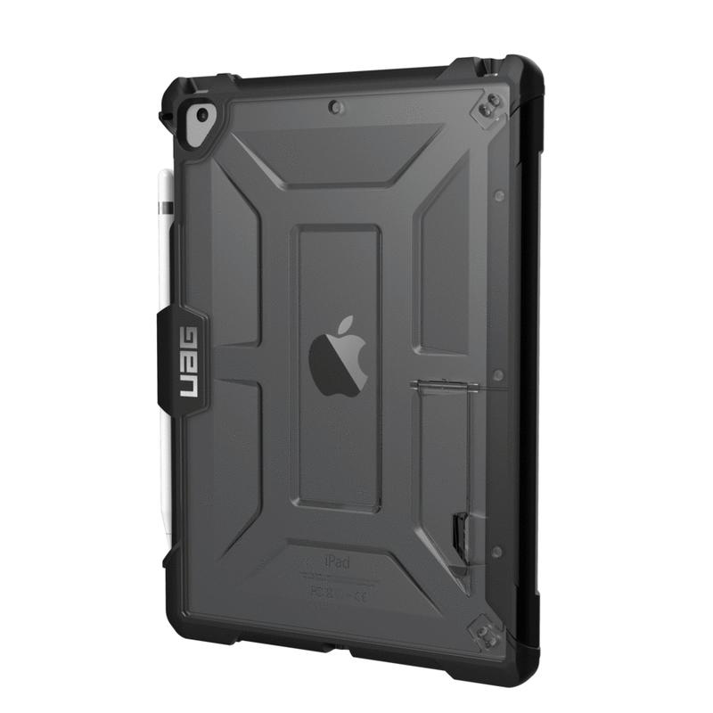 new style 2ee22 596a0 UAG Plasma Case Ash/Black for iPad 9.7-Inch