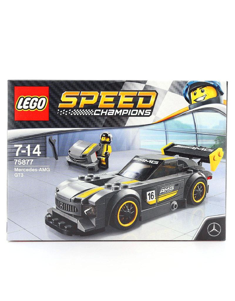 lego speed champions mercedes amg gt3 75877 building. Black Bedroom Furniture Sets. Home Design Ideas