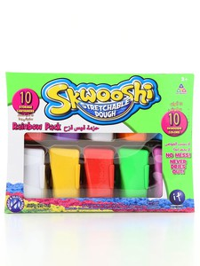 Skwooshi Rainbow & Colour 10Pack Mixer Set