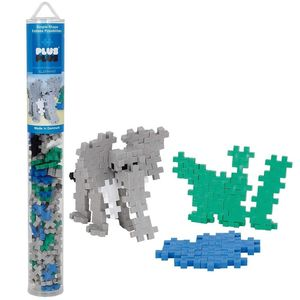 Plus-Plus Mini Tube Elephant 100 Pcs
