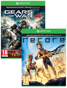Gears Of War 4 + Recore [Bundle]