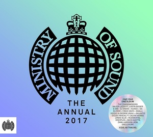 MINISTRY OF SOUND: ANNUAL 2017 / VARIOUS (UK)