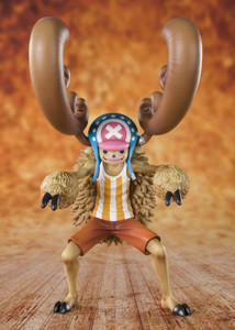 Bandai Tamashii Figuarts Zero Cotton Candy Lover Chopper Horn Point Ver.