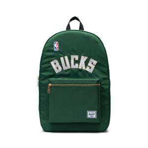 Herschel NBA Champions Collection Settlement Backpack Milwaukee Bucks Dark Green/Black/White