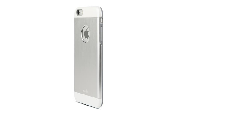 Moshi Iglaze Armour Jet Silver Iphone 6 Plus