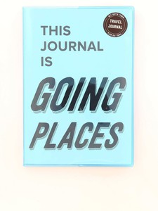 Knock Knock This Journal Is Going Places