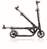 Globber One NL 205 Deluxe Titanium Lead Grey Foldable Scooter