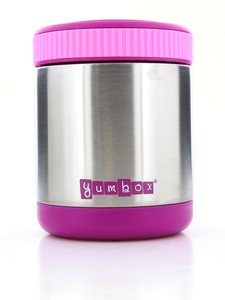 Yumbox Zuppa Insulated Jars Bijoux Purple Lunch Kit