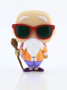 Pop Animation Dragon Ball Z S4 Master Roshi W/Staff