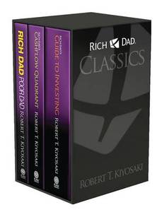 Rich Dad Classics Boxed Set