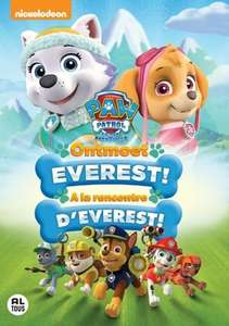 Paw Patrol: Meet Everest
