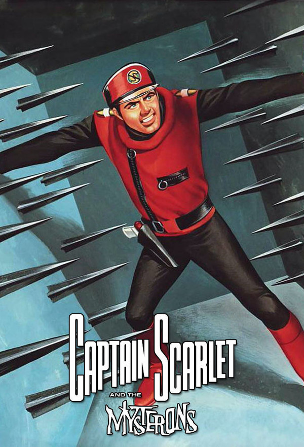 Captain Scarlet and the Mysterons: The Complete Collection