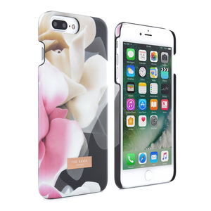 Proporta Ted Baker Annotei Shell Case Porcelain Rose Black iPhone 7 Plus