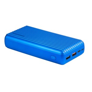 Promate Titan-30 Blue 30W Ultra-Fast Charging Power Bank