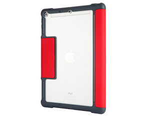 STM Dux Plus Rugged Case Midnight Blue for iPad 9.7-Inch