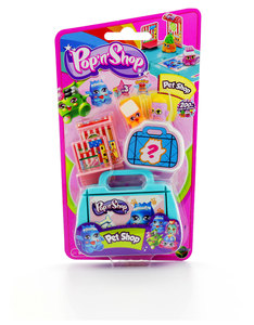 Pop'N'shop Mini Pet Shop Playset