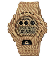 Casio DW6900ZB G-Shock Digital Watch Gold
