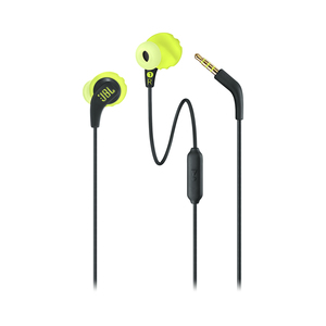 JBL Endurance Run Yellow In-Ear Earphones