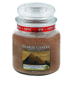 Yankee Classic Jar Medium Egyptian Musk