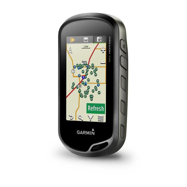 Garmin Oregon 700 Rugged GPS/GLONASS