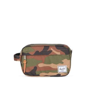 Herschel Classic Chapter Carry On Pouch Woodland Camo