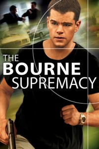 The Bourne Supremacy [4K Ultra HD + Blu-Ray] [2 Disc Set]