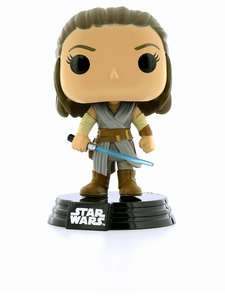 Funko Pop Star Wars Episode 8 Rey Vinyl Figure