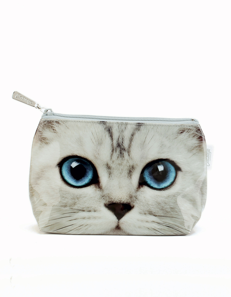 Cats Eye Silver Kitty Small Bag