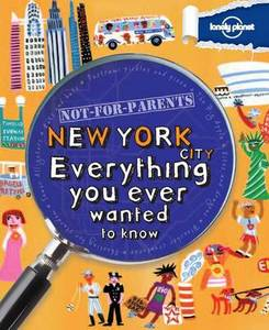 New York Not For Parents 1St Ed