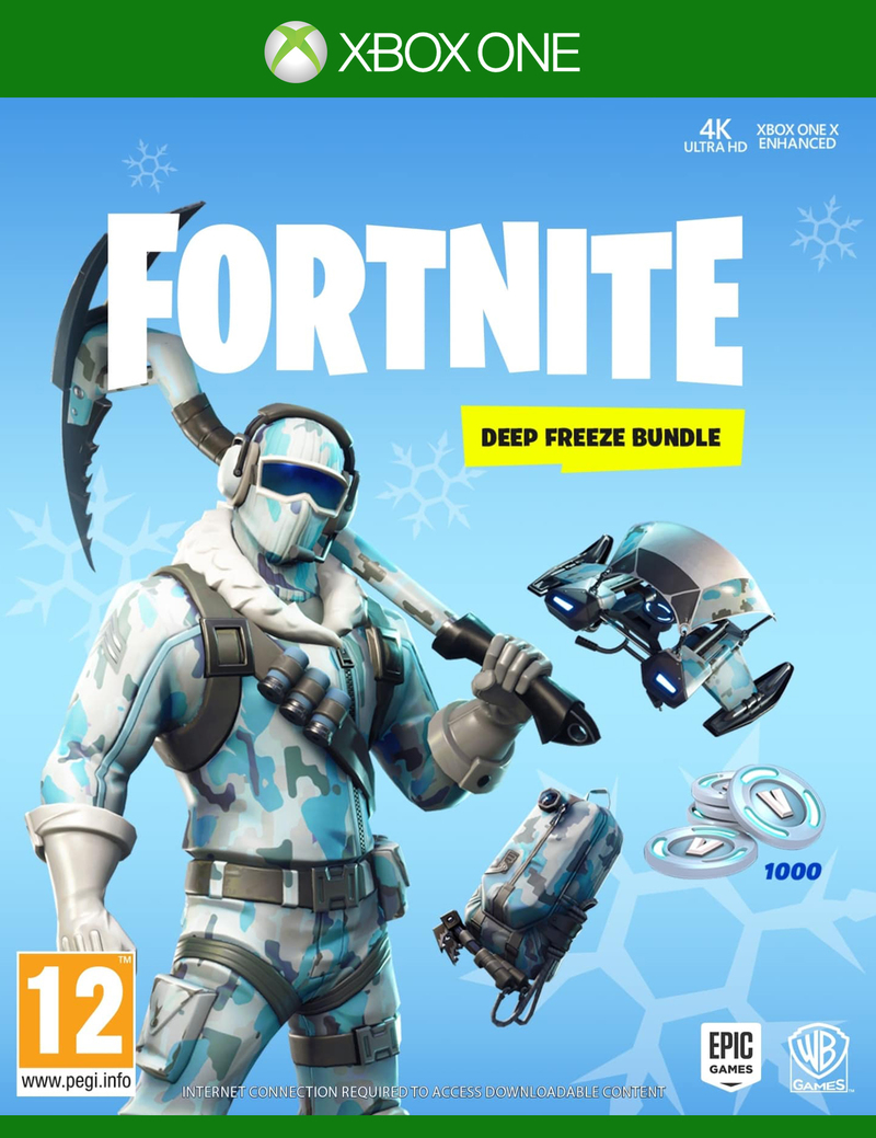 Fortnite Battle Royale Games Xbox One Gaming Virgin Megastore