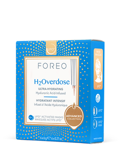Foreo UFO H2 Overdose Face Masks [6 Pack]