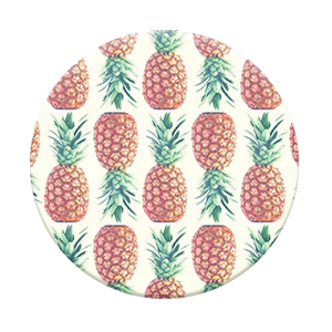 PopSockets Pineapple Pattern Stand & Grip for Smartphones