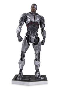 Justice League Movie Cyborg 13.5 Inch Statue