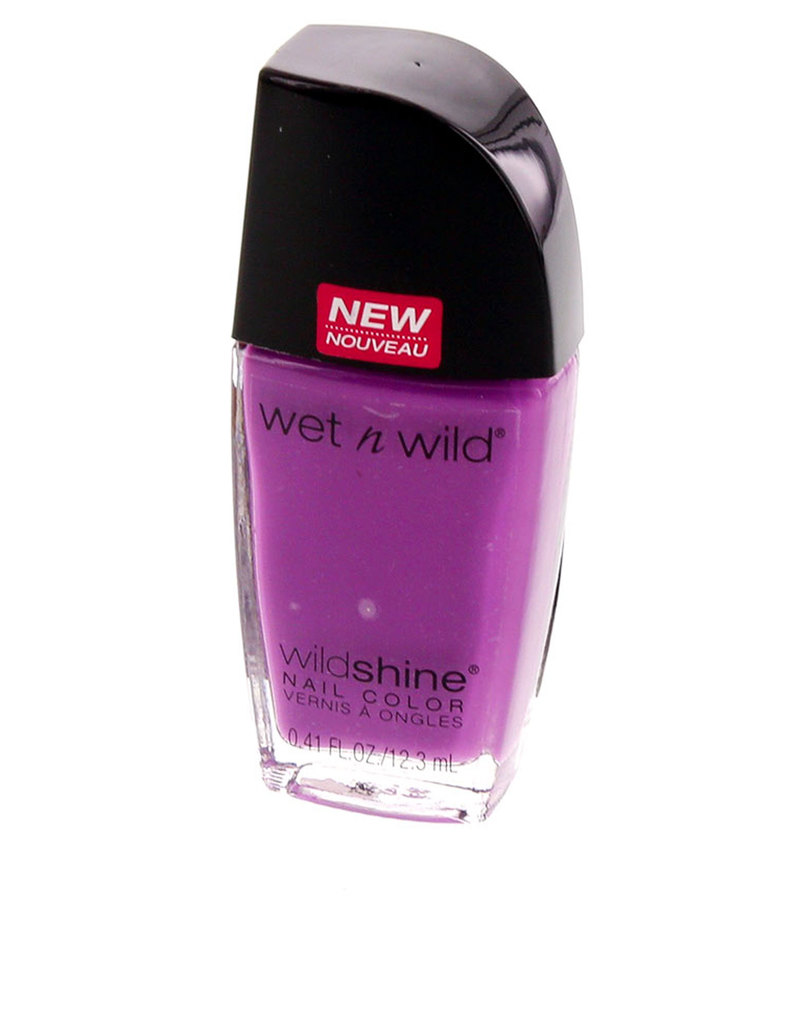 Wet N Wild Ws Nail Color Who Is Ultra Violet