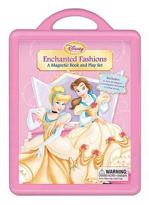 Enchanted Fashions: A Magnetic Book and Play Set