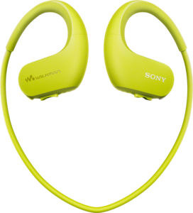 Sony NW-WS413 4GB Lime Waterproof Walkman MP3 Player