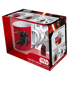 Abystyle Star Wars Pack Kylo Ren [Mug + Keyring + Stickers]