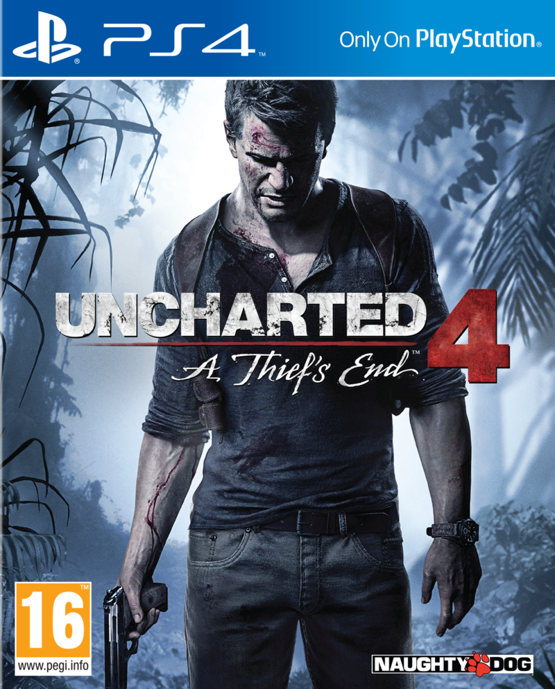 Uncharted 4: A Thief's End - Standard