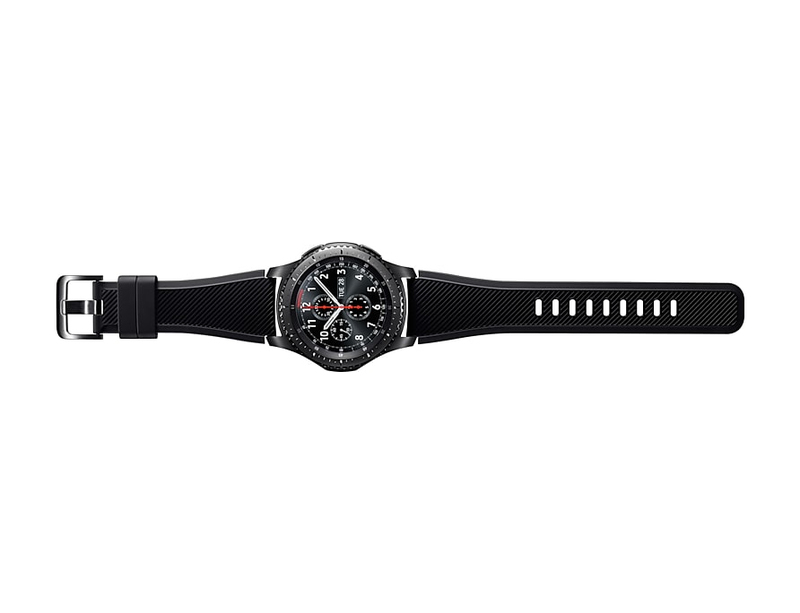 Samsung Gear S3 Frontier Black Smart Watch