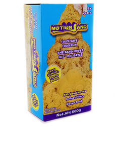 Motion Sand Refill Pack 800G Yellow