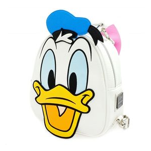 Loungefly Donald Duck Backpack Daisy Reversible Mini