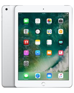 iPad 9.7 Inch 128GB Wi-Fi + Cellular Silver