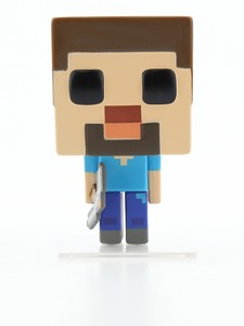 Funko Pop Minecraft Steve Vinyl Figure