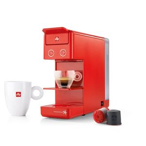 Illy Y3.2 Iperespresso Coffee Machine Red